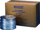Bekaert Smooth Electric Fence Wire - 1/4 Mile / 17Ga