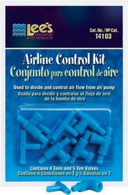 Lee S Aquarium & Pet Airline Control Kit - 14103