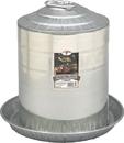 Miller Little Giant Double Wall Poultry Fount - Steel - 5 Gallon