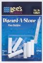 Lee S Aquarium & Pet Discard-A-Stone - Fine - 6 Pack