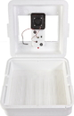 Miller Little Giant Still Air Incubator - White - Up To 120 Eggs