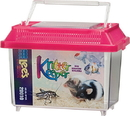 Lee S Aquarium & Pet Kritter Keeper - Rectangle - Mini