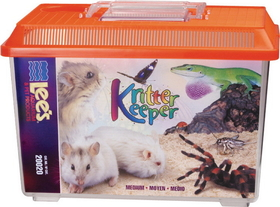 Lee S Aquarium & Pet Kritter Keeper / Medium - 20020