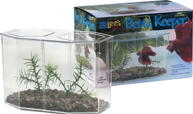 Lee S Aquarium & Pet Betta Keeper / Large - 19535