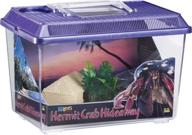 Lee S Aquarium & Pet Hermit Crab Hideaway Kit - 20060