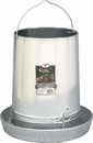 Miller Little Giant Hanging Feeder W/Pan For Poultry - Steel - 30 Pound