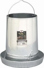 Miller Hanging Feeder W/ Feeder Pan / 30 Pound - 914043