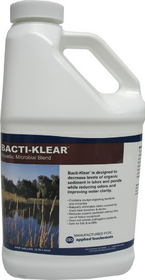 Applied Biochemists Bacti-Klear Aquatic Microbial Blend / 1 Gallon - 395304