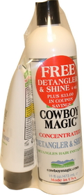 Charmar Land & Cattle Cowboy Magic Detangler/Shine / 16 Ounce - 1012