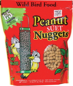 C And S Peanut Flavored Nuggets Peanut / 27 Ounce - 105