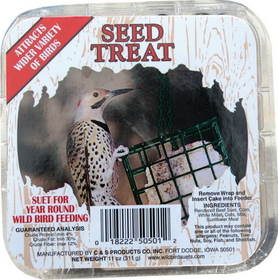 C And S Seed Treat Picture Label / 11.75 Ounce - 2450501