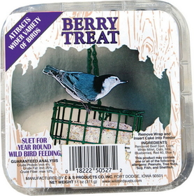C And S Berry Treat Picture Label Berry / 11.75 Ounce - 2450527