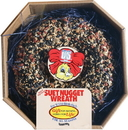 C & S Wild Bird Suet Nugget Wreath - 2.6 Pound