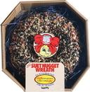 C & S Wild Bird Suet Nugget Wreath - 2.6 Pound
