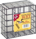 C & S Back To Back Double Suet Basket Feeder - Black - 2X5X5 Inch