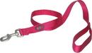 Hamilton Single Thick Nylon Lead - Rasberry - 5/8  X 4