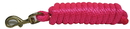 Hamilton Poly Lead With Bolt Snap - Hot Pink - 10 Foot