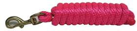 Hamilton Poly Lead W/ Bolt Snap Hot Pink / 10 Foot - Pl58B Hp