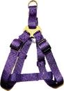 Hamilton Adjustable Easy On Harness - Purple - 3/8  X 10-16