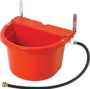 Miller Little Giant Automatic Waterer - Red - 16 Quart