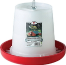 Miller Little Giant Hanging Feeder For Poultry - Red - 11 Pound
