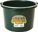Miller Little Giant Plastic Bucket - Green - 8 Quart