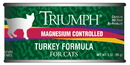 Triumph Pet-Sunshine Mill Canned Cat Food - Turkey - 3 Ounce