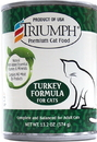 Triumph Pet-Sunshine Mill Canned Cat Food - Turkey - 13 Ounce