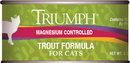 Triumph Pet-Sunshine Mill Canned Cat Food - Trout - 5.5 Ounce