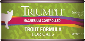 Triumph Pet-Sunshine Mill Cat Food Canned Trout / 5.5 Ounces - 327