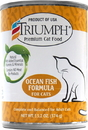 Triumph Pet-Sunshine Mill Canned Cat Food - Ocean Fish - 13 Ounce