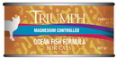 Triumph Pet-Sunshine Mill Canned Cat Food - Ocean Fish - 3 Ounce