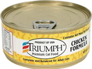 Triumph Pet-Sunshine Mill Canned Cat Food - Chicken - 5.5 Ounce