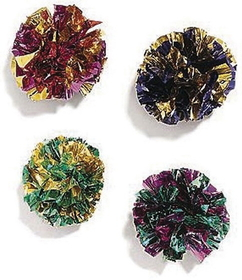 Ethical Mylar Balls / 1.5 Inch/4 Pack - 2131