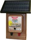 Parker Mccroy Parmak Magnum Solar Pak12 Solar Fence Charger - Brown - 30 Mile / 12V