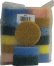 Hydra Sponge Hydra Fine Pore Tack Sponges - Assorted - Small / 12 Pack