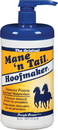 Straight Arrow Mane  N Tail Hoofmaker With Pump For Horses - 32 Ounce