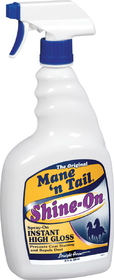 Straight Arrow Mane N Tail Shine-On / 32 Ounce - 544776