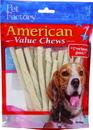 Pet Factory Twist Sticks Premium - 5 Inch/25 Pack
