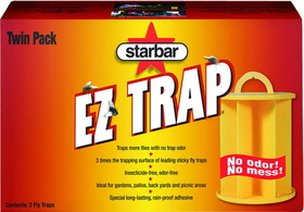 Starbar Ez Trap Fly Trap / 2 Pack - 3004323