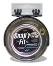 Midwest Snap Y Fit Bowl - Stainless Steel - 1 Quart