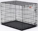 Midwest I-Crate - Black - 42 Inch/Single