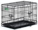Midwest I-Crate Double Door - Black - 30 Inch/Double