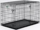 Midwest I-Crate Double Door - Black - 36 Inch/Double