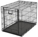 Midwest Ovation Single Door Crate W/ Up & Away Door - 37.25X23X24.75
