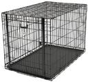 Midwest Ovation Single Door Crate W/ Up & Away Door - 49.75X30.25X32.