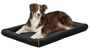 Midwest Quiet Time Maxx Ultra-Rugged Pet Bed - Black - 24X18 Inch