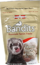 Marshall Pet Bandits Premium Ferret Treat - Peanut Butter - 3 Ounce
