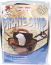 Marshall Pet Pirate Ship Ferret Hideaway