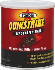 Starbar Quikstrike Fly Scatter Bait / 5 Pound - 3006192